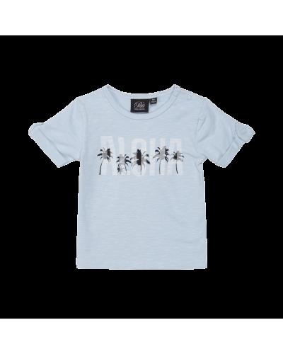 t-shirt Julius lyseblå