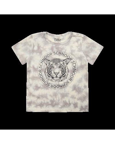 T-shirt Julius Warm Grey