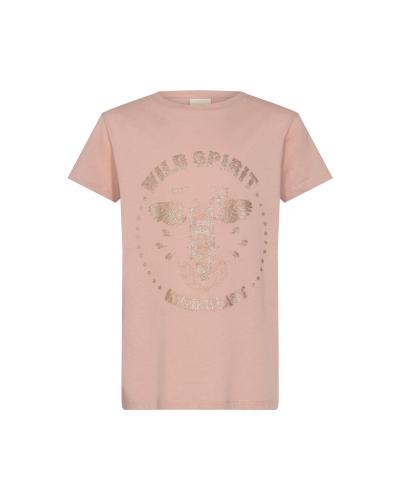 T-shirt Light Rose
