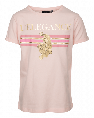 Petit by Sofie Schnoor T-shirt Peachy Rose Felina