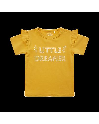 T-shirt Penelope Mustard