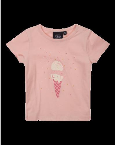 Petit by Sofie Schnoor T-shirt Penelope Peachy Ros