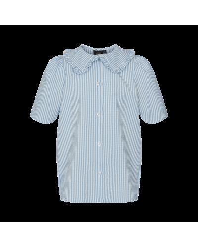 T-shirt Skjorte Kenia Light Blue