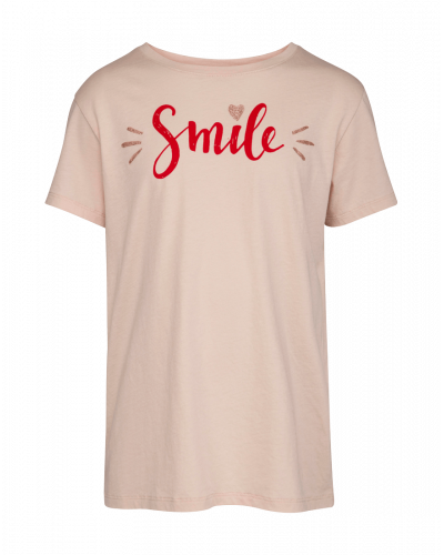 Petit by Sofie Schnoor T-shirt SMIL Rose