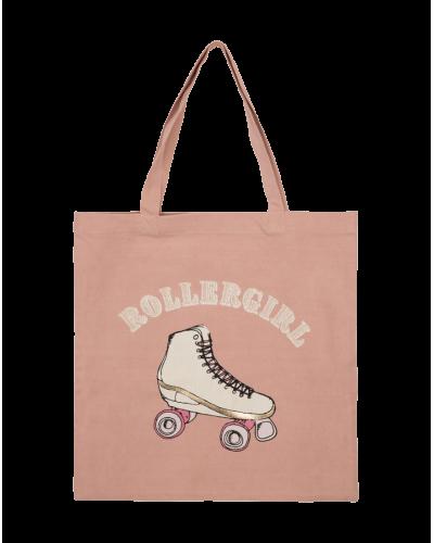 Totebag Rollergirl Peachy R