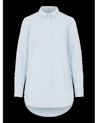 Lang Skjorte Lysblå