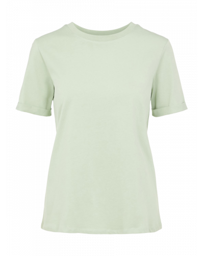 SS Fold up solid T-shirt Desert Sage