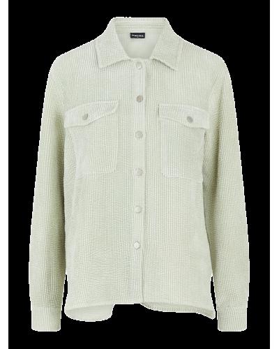 Steffi LS Corduroy Shirt - Desert  Sage