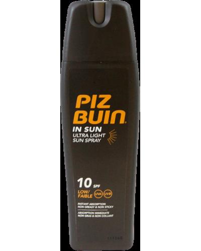 In Sun Ultra Light Spray SPF 10