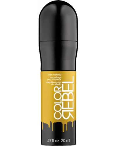 Color Rebel Hair Makeup Gold