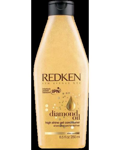 Diamond Oil High Shine Gel Conditioner
