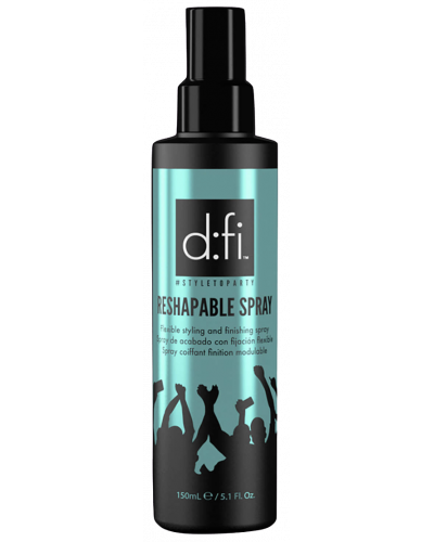 Reshapable Spray