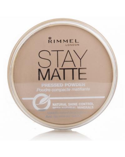 Stay Matte Pressed Powder 006 Warm Beige