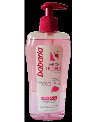 Intimate Hygiene Soap Rosehip Oil