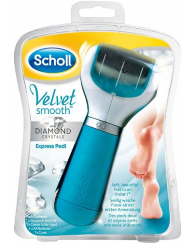 Velvet Smooth Diamond Fodfil