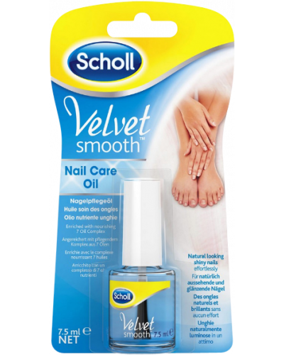 Velvet Smooth Nail Care Oil