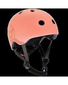 Cykelhjelm Peach