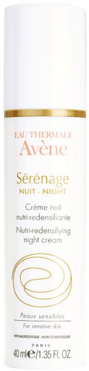 Sérénage Nutri-Redensifying Night Cream Mature S