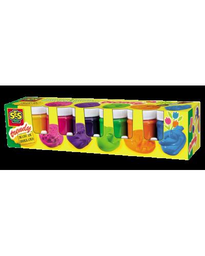 Plakatfarver - 6 farver