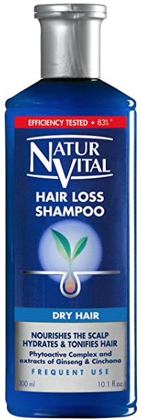 Shampoo Anti Lost Hair Dry Hair