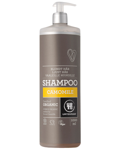 Shampoo Blondt Hår Camomile Øko