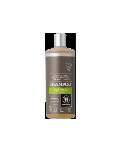 Shampoo Irriteret Hovedbund Tea Tree Øko