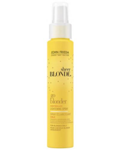 Sheer Blonde Controlled Lightening Spray