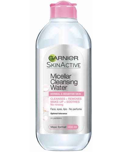 Skin Active Micellar Cleansing Water