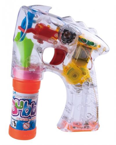 Bubble Gun W/ L&S