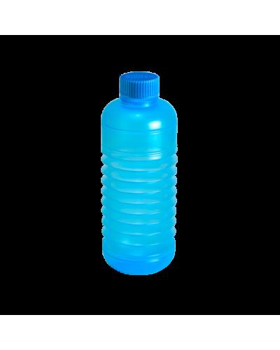 Drikkedunk Metallicblå
