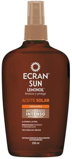 Sun Lemonoil Tanning Oil Intensive SPF20