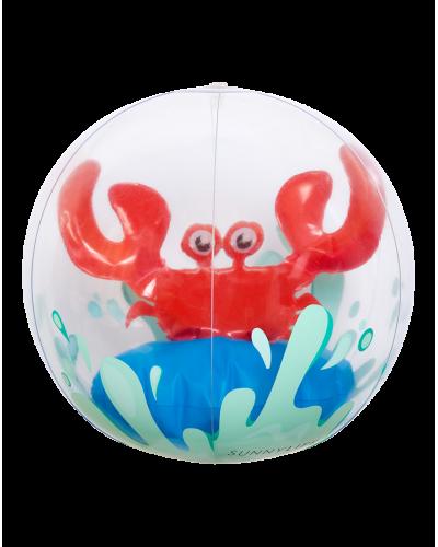 Badebold Krabbe