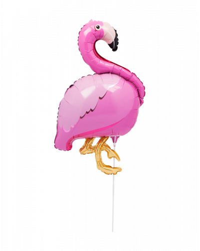 Folie Ballon Flamingo