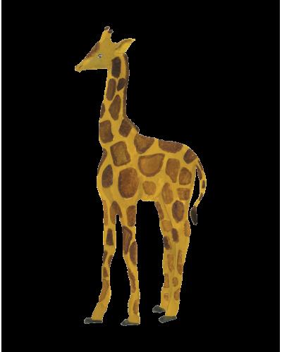 That's Mine Vægdekoration Baby Giraf