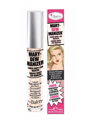 Mary-Dew Manizer Liquid Highlighter