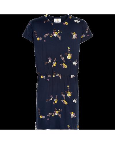 Paula kjole navy blazer