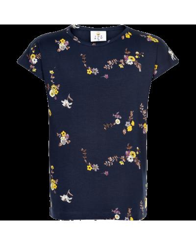 Paula t-shirt navy blazer
