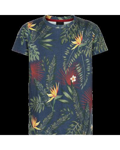 Paz t-shirt navy blazer