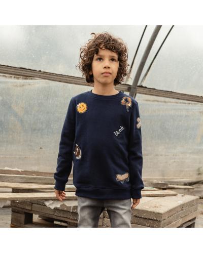 Sweatshirt Navy Blazer