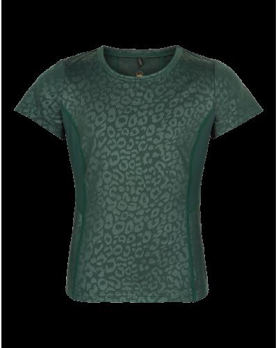 Træning T-shirt Grøn