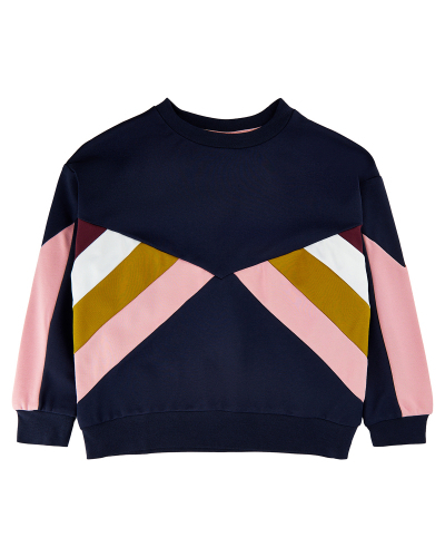 Valis Sweatshirt Navy Blazer