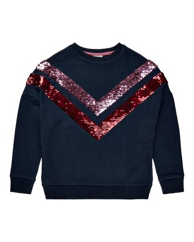 Vera Sweatshirt Navy Blazer