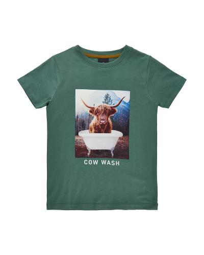 Villion T-shirt Dark Forest
