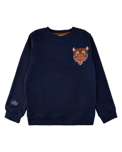 Vulkano Sweatshirt Navy Blazer