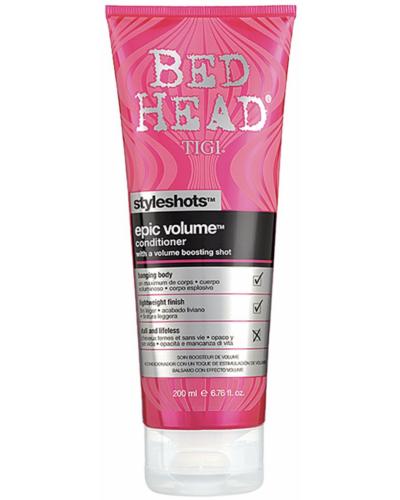 Bed Head Styleshots Epic Volume Conditioner