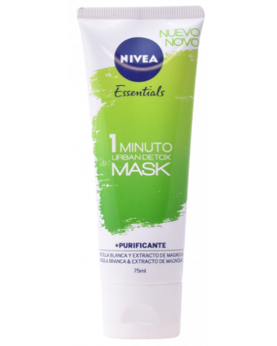 Urban Skin Detox 1 Minute Mask