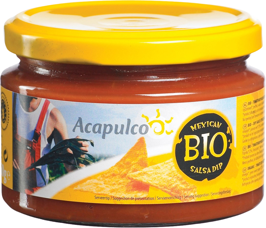 Acapulco-Salsa Øko
