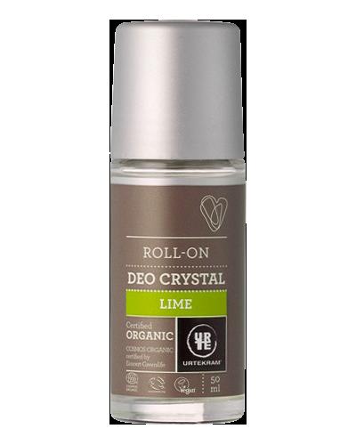 Deokrystal Roll-On Lime Øko