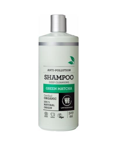 Green Matcha Shampoo Org