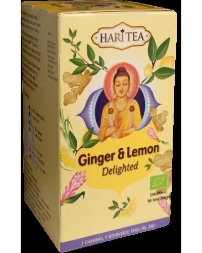 Ginger & Lemon Øko